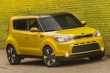 2016 Kia Soul  Hatchback Merriam KS