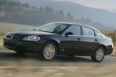 2009 Chevrolet Impala 3.5L LT Sedan Slide