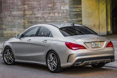 2016 Mercedes-Benz CLA  Sedan North Charleston SC