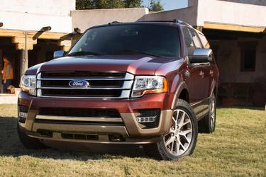 2015 Ford Expedition KING RANCH Chapel Hill NC