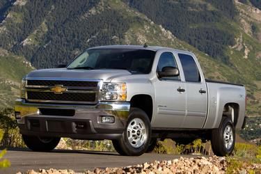 2012 Chevrolet Silverado 2500HD LT Slide