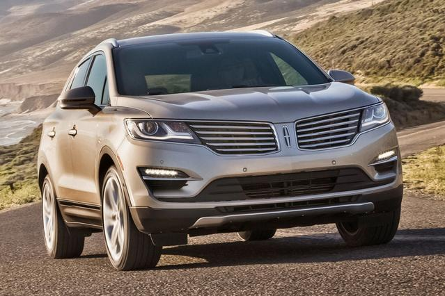 2017 Lincoln MKC SELECT SUV Slide 0