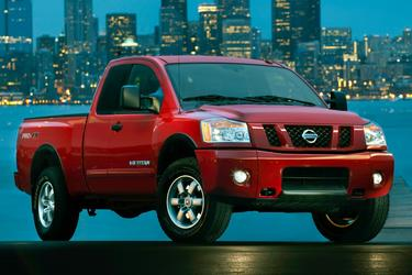 2014 Nissan Titan PRO-4X Pickup North Charleston SC