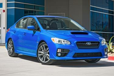 2017 Subaru WRX PREMIUM Sedan Merriam KS