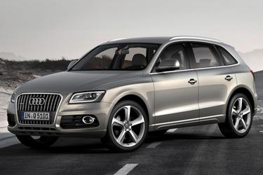 2016 Audi Q5 PREMIUM PLUS SUV Merriam KS