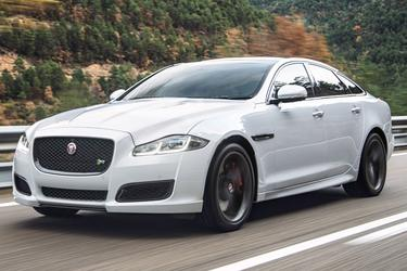 2016 Jaguar XJ XJL PORTFOLIO Sedan Slide