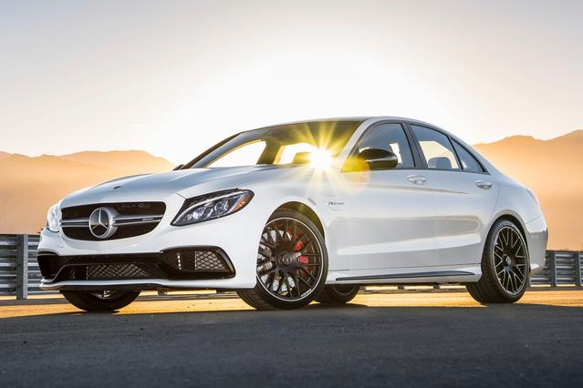2016 Mercedes-Benz C-Class C 300 Sedan Slide 0