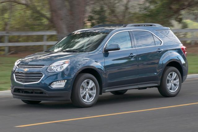 2017 Chevrolet Equinox LT Slide 0