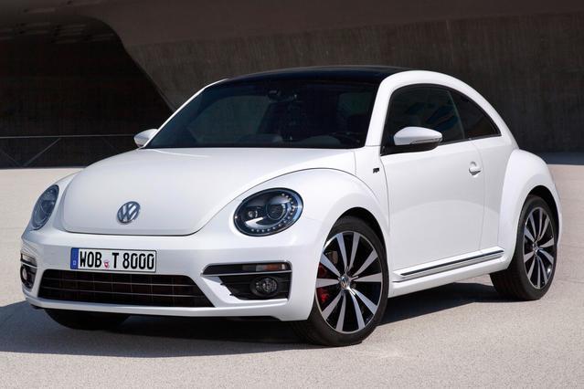 2013 Volkswagen Beetle 2.0 TDI Slide 0