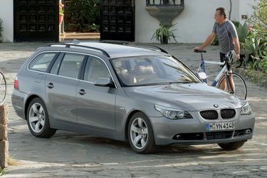 2007 BMW 5 Series 525I Sedan Merriam KS