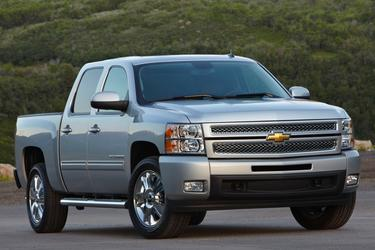 2012 Chevrolet Silverado 1500 LTZ Pickup Merriam KS