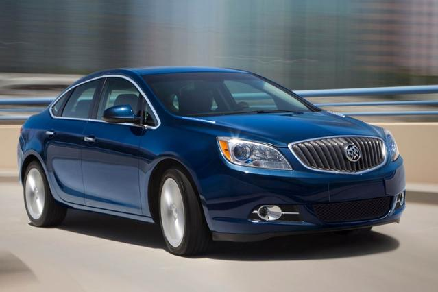 2016 Buick Verano 4DR SDN W/1SD Sedan Slide 0