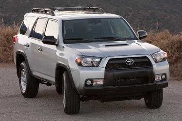 2010 Toyota 4Runner LIMITED SUV Slide