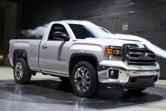 2016 GMC Sierra 3500HD  Truck Slide 0