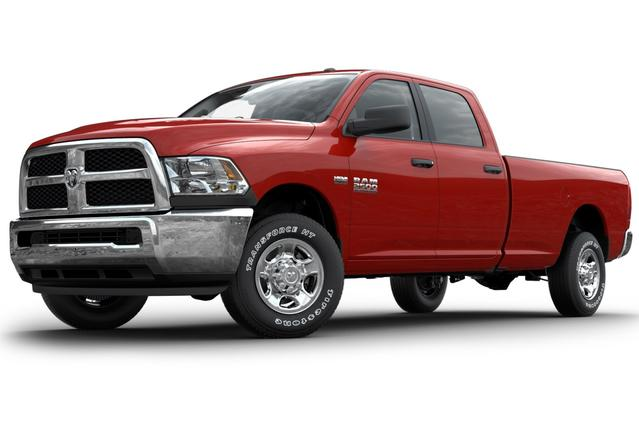 2014 RAM 2500 TRADESMAN Long Bed Slide 0