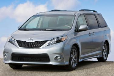 2014 Toyota Sienna SE 8-PASSENGER SE 8-Passenger 4dr Mini-Van Green Brook NJ