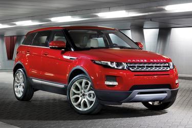 2013 Land Rover Range Rover Evoque PURE PLUS SUV Merriam KS