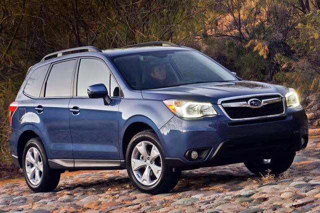 2016 Subaru Forester 2.5I LIMITED SUV Slide 0