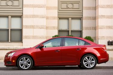 2013 Chevrolet Cruze ECO Hillsborough NC