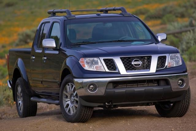 2016 Nissan Frontier SV Crew Pickup Cary NC