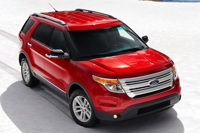 2014 Ford Explorer XLT SUV Hillsborough NC