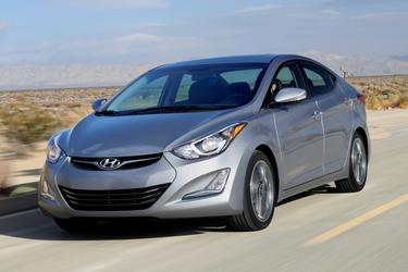 2014 Hyundai Elantra LIMITED Sedan Apex NC