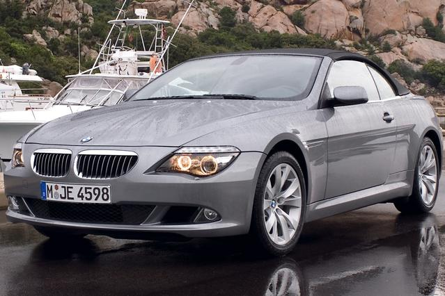 2008 BMW 6 Series 650I Convertible Slide 0