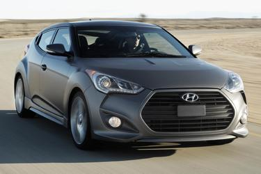 2013 Hyundai Veloster W/BLACK INT Hatchback North Charleston SC