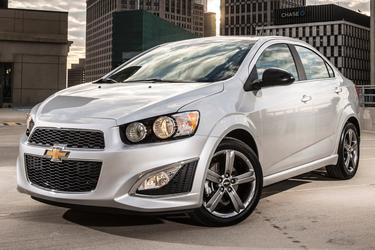 2014 Chevrolet Sonic LT Sedan Slide