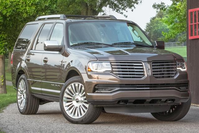2017 Lincoln Navigator L SELECT Wilmington NC