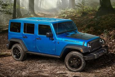 2016 Jeep Wrangler Unlimited 75TH ANNIVERSARY Convertible Slide