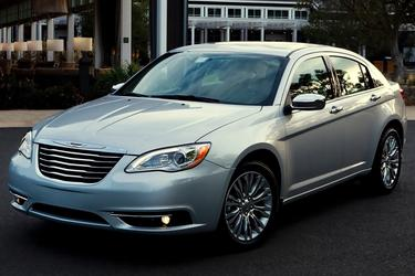 2013 Chrysler 200 TOURING Convertible Slide