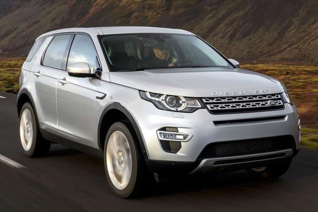 2016 Land Rover Discovery Sport HSE Sport Utility Slide 0