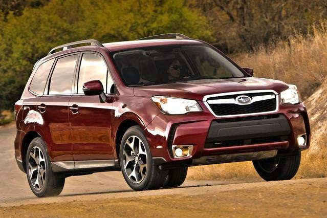 2015 Subaru Forester 2.0XT TOURING SUV Slide 0