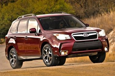 2015 Subaru Forester 2.0XT TOURING SUV Slide