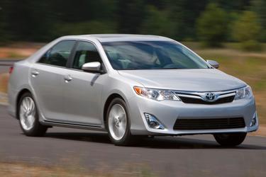 2013 Toyota Camry L Manassas VA