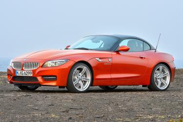 2016 BMW Z4 SDRIVE35IS Convertible Slide