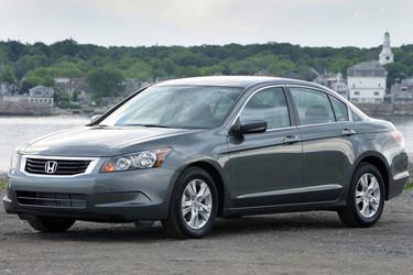 2008 Honda Accord LX-P Sedan Apex NC