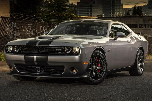 2015 Dodge Challenger R/T 2dr Car Slide 0