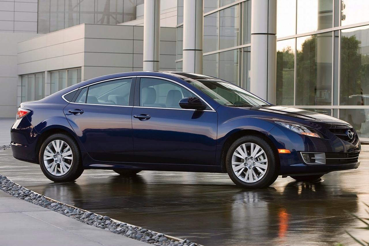 2011 Mazda Mazda6 S GRAND TOURING 4dr Car Slide 0