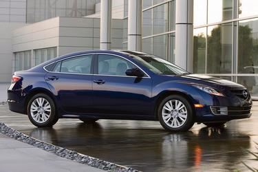 2011 Mazda Mazda6 I SPORT 4dr Car Henrico VA