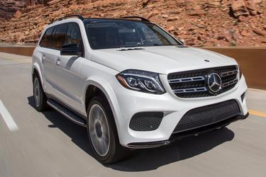 2017 Mercedes-Benz GLS 450 SUV North Charleston SC