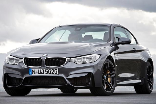 2016 BMW M4 BASE Slide 0
