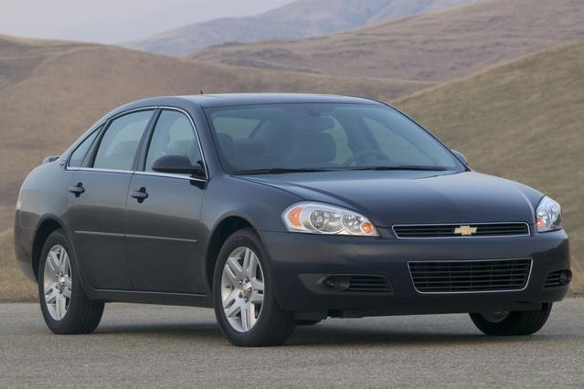 2007 Chevrolet Impala LT Hillsborough NC