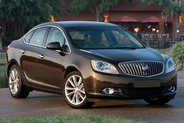 2014 Buick Verano LEATHER GROUP Sedan Slide