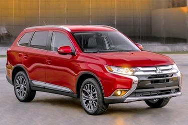 2016 Mitsubishi Outlander SEL