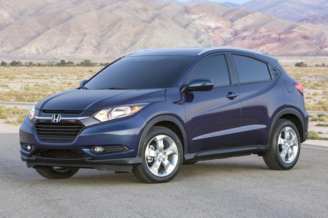 2016 Honda HR-V EX Slide 0