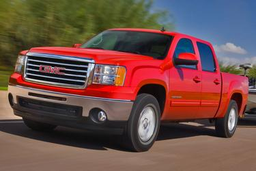 2012 GMC Sierra 1500 WORK TRUCK Standard Bed
