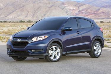2016 Honda HR-V EX SUV Apex NC