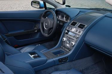 2012 Aston Martin V8 Vantage  2dr Car Hillsborough NC